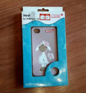 4/4s силиконовый новый чехол Iphone