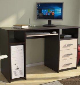 Удобный компьютерный стол СК4