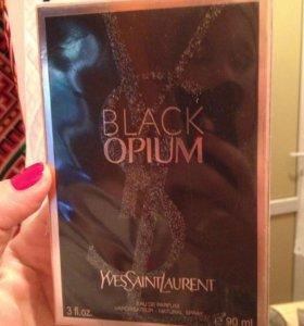 Парфюм YSL Opium Black
