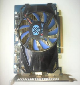 Видеокарта AMD Sapphire HD 7750 1GB GDDR5 128bit