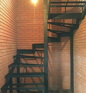 Лестница (каркас)