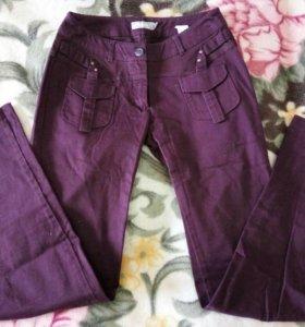 Новые брюки 164-170 (с эластаном)
