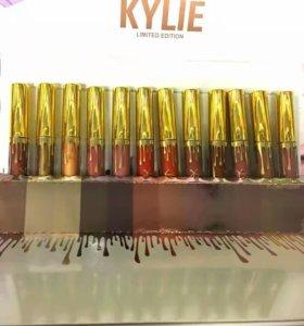 Набор помад Kylie liquid lipstick 12 в 1