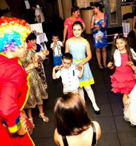Праздник- мечта для детей