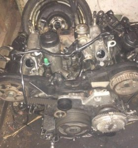 Двигатель Ауди А6 С5 TDI 2,5