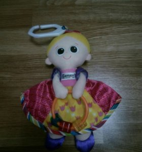 Кукла на коляску