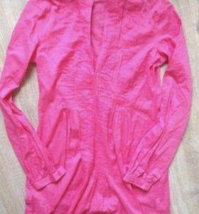 Туника рубашка платье сарафан Esprit новая M