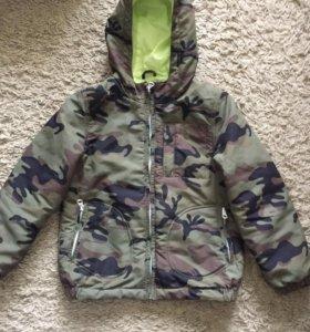 Куртка для мальчика, 122 размер