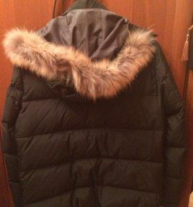 Куртка зимняя мужская Cacharel