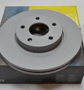 Форд коннект тормозные диски передние