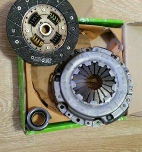 Комплект сцепления Daewoo Matiz 0.8л 821412 Valeo