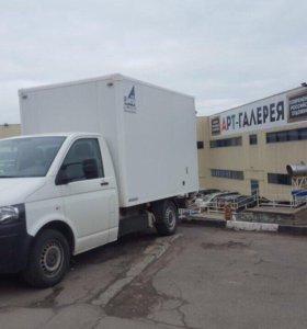 Volkswagen Transporter с изотермическим кузовом
