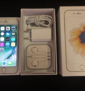 iPhone 6s на 64гб Gold