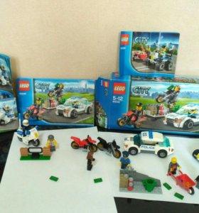 Набор Лего Lego city 600042, 60006, 60041