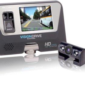 Видеорегистратор model vd-8000hds