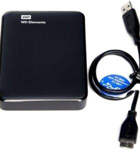 Внешний жёсткий диск 2000 GB