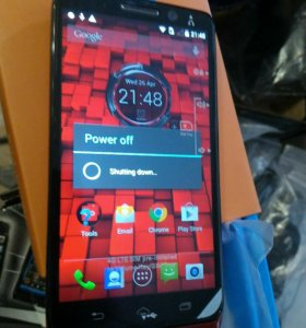 Смартфон Motorola Droid Mini xt1030 Red 16 gb ram