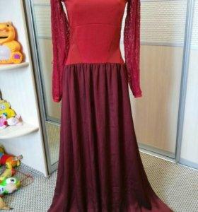 Новое платье, размер М