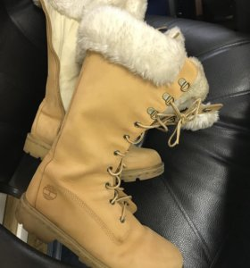Ботинки под тимберленды