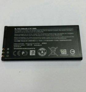 Аккумулятор Microsoft Lumia 550 оригинал