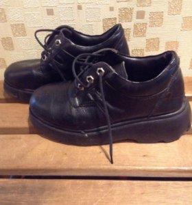 Ботинки 31