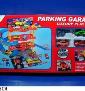 Набор парковка новый