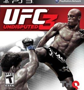 UFC Undisputed 3 на PS3