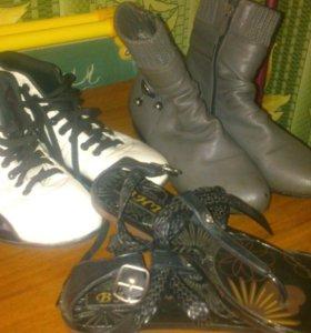 Отдам обувь 36-37