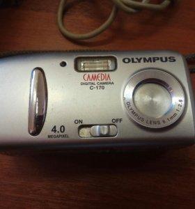 Фотоаппарат Olympus C-170