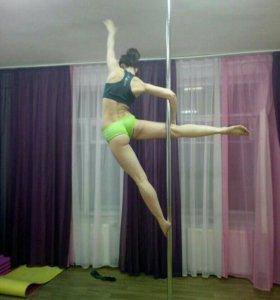 Pole dance, спорт и танцы на пилоне