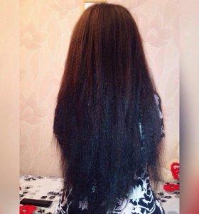 Гофрирование и выпрямление волос. Дёшево.
