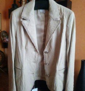 Куртка женская кожаная ORSA
