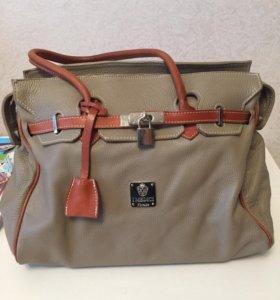 Кожаная  сумка I MEDICI Firenze