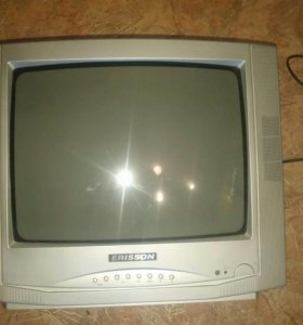 Телевизор цветной рабочий 14 дюймов