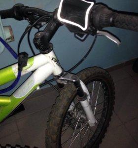 Салатовый Скоростной Велосипед
