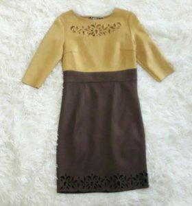 Новое платье под замш
