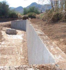 бетонные работы любой сложности