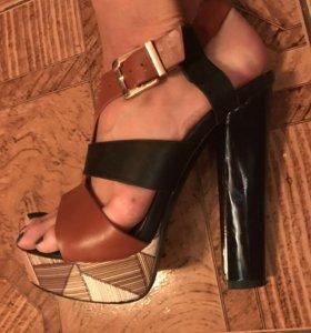 Туфли босоножки 38 размер