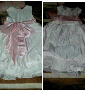 Дет.платье 2-3 года