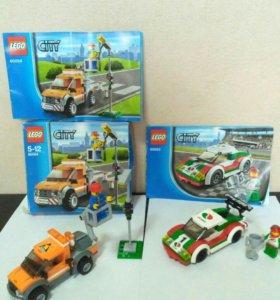 Наборы Лего Lego city 60054, 60053