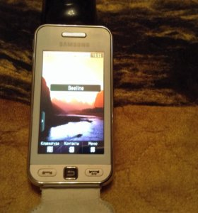 Телефон Samsung GT-S5230W