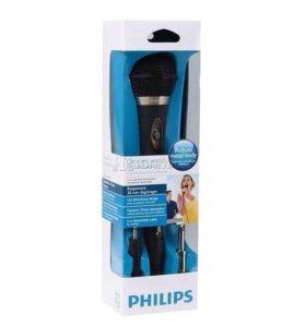 Микрофон проводной Philips SBC MD650 (Новый)