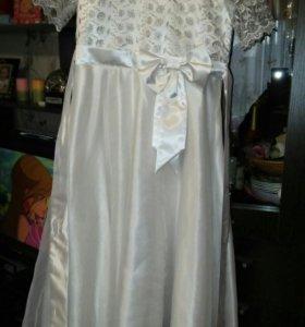 Нарядное платье для принцессы)