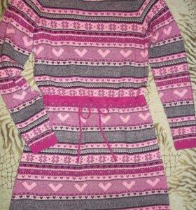 Трикотажные платья р.140