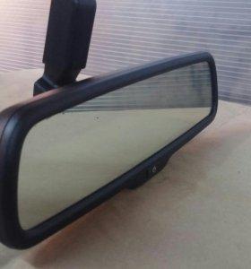 Зеркало с автозатемнением