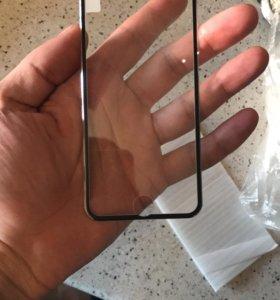 3D стекло на айфон 7