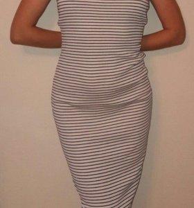 Новое женское платье BERSHKA