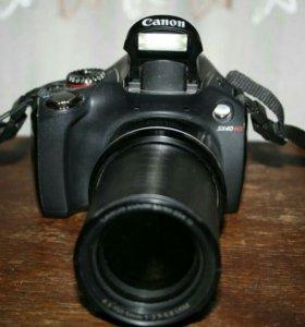 Фотоаппарат Canon Power Shot SX40 HS. Обмен!