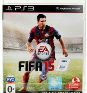 Fifa 2015 ps3 PlayStation sony