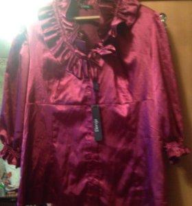 Новая -блузка , 48-50